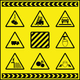 Hazard Warning Signs 1