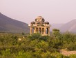 Abandoned city of Fatehpur, Aravalli Hills, Rajasthan, India