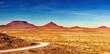 African landscape, Damaraland, Namibia