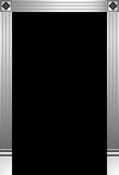 Crown Molding Doorway poster