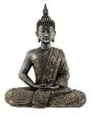 Fototapety Bouddha statue de bronze zen