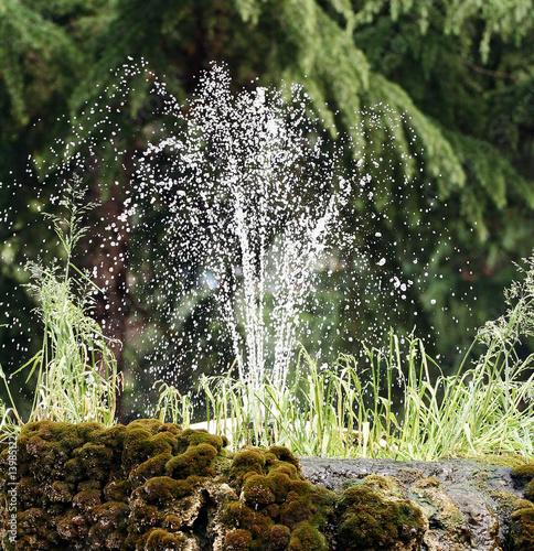 Leinwanddruck Bild fontana