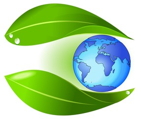 Nature protect earth