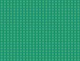 Hexagonals background poster