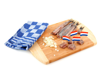 Dutch raw fish