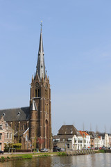 Church in Holland