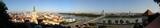 Fototapety Panorama Bratislava