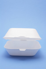 Polystyrene Food Box