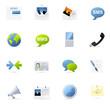 Vecto icon set - Communication