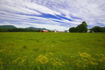 ferme du Vermont_USA