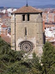 Iglesia de San Esteban (Burgos, España)