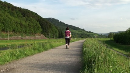 Spaziergang im Kinzigtal