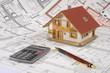 Haus Bauplan Hausbau