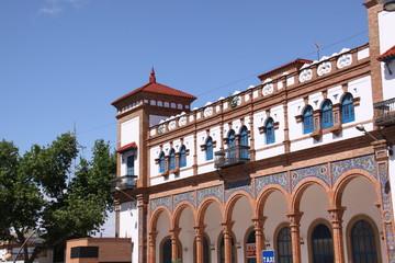 Jerez, estacion de tren