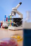 Scientific Laboratory poster