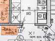 Grundriss Wohnung - ground plan 3