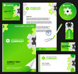 Editable corporate Identity template 2.