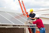 Energy Efficient Solar Panels poster