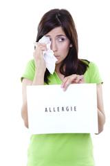Allergie...