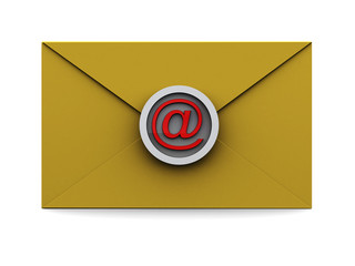 electronic mail envelope