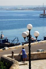 Porto di Gallipoli - Salento Puglia