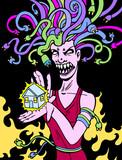 Power Drain Monster poster