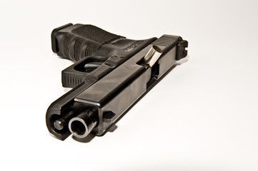 Handgun Malfunction
