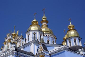 Golden cupolas