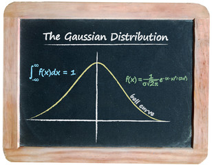 """The Gaussian Distribution"""