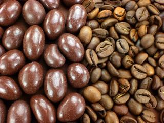 Schokolade, Kaffee