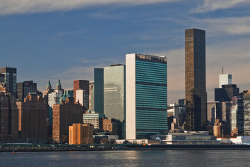 United Nations HQ & Trump Tower
