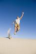 Desert Jumping