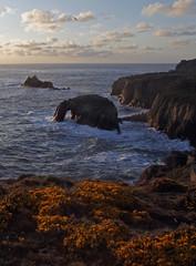 At the foot of Cornwall
