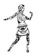 danseuse maorie