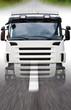 Camion et vitesse