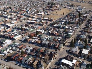 Aerial Rural City