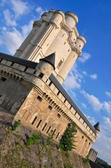 Vincennes , chateau