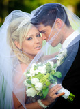 Fototapety Bride and groom