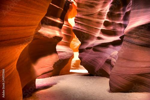 Leinwandbild Motiv Canyon