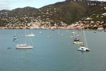 The Harbor at Charlotte Amalie St.Thomas USVI
