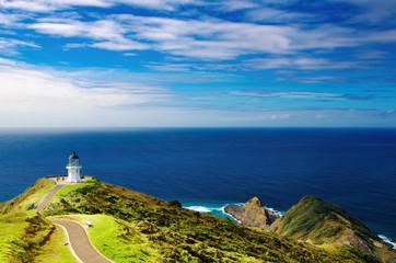 Cape Reinga latarnia morska, Nowa Zelandia