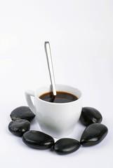 tasse de café zen