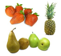 3 Fruit Isolation