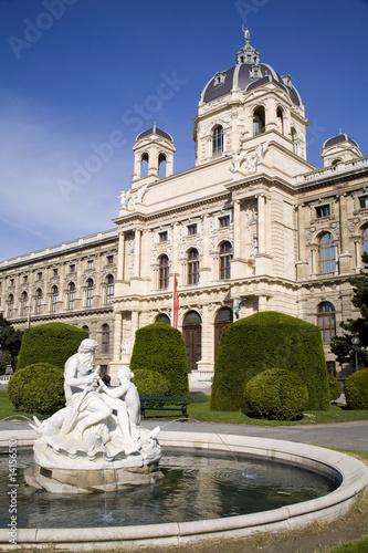 Vienna - museum of history of nature