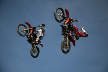 Double saut