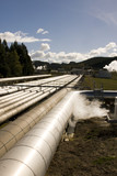 Geothermal Power Plant poster