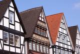Fachwerhäuser am Marktplatz in Rinteln