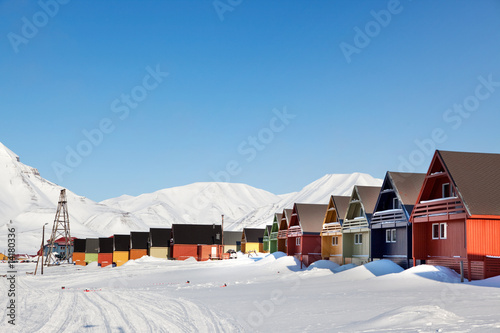 Foto op Aluminium Antarctica 2 Longyearbyen