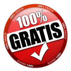 100 Prozent Gratis