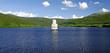 Turm im See